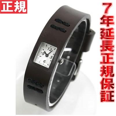 ズッカ ZUCCA チューイングガム ブラウン AWGK020 カバン ド ズッカ CABANE de ZUCCa 腕時計