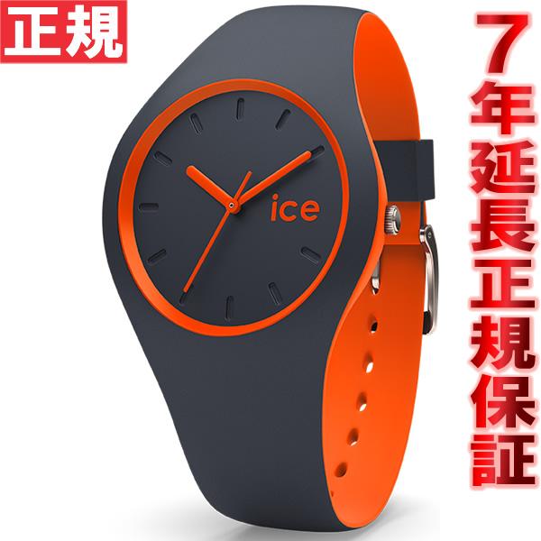 アイスウォッチ ICE-Watch 腕時計 アイスデュオ ICE duo ユニセックス オンブルオレンジ DUO.OOE.U.S.16(001494)