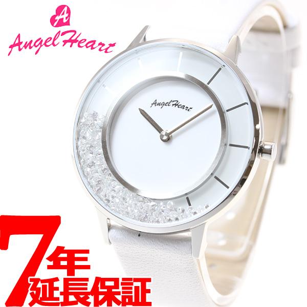 【お買い物マラソンは当店がお得♪本日20より!】エンジェルハート Angel Heart 限定モデル 腕時計 レディース ラブグリッター Love Glitter LG36S-WH