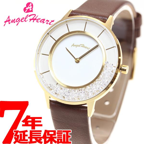 エンジェルハート Angel Heart 限定モデル 腕時計 レディース ラブグリッター Love Glitter LG36Y-BR