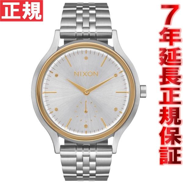 【お買い物マラソンは当店がお得♪本日20より!】ニクソン NIXON サラ SALA 腕時計 レディース シルバー/ゴールド NA9941921-00