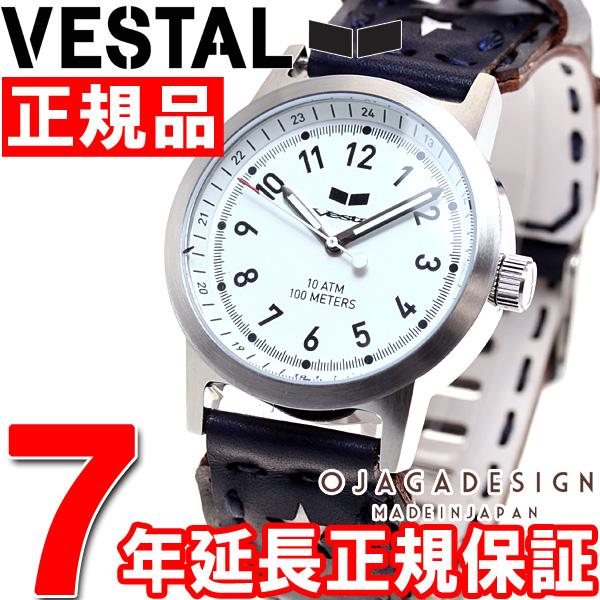 ベスタル VESTAL WATCH オジャガデザイン OJAGA DESIGN コラボ 腕時計 メンズ アルファブラボー ズル ALPHA BRAVO ZULU ヴェスタル OJA020