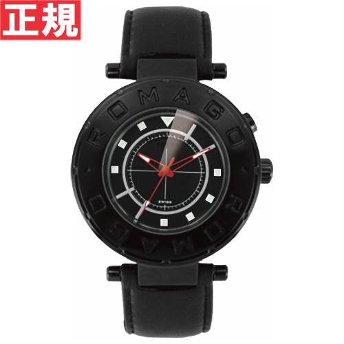 ロマゴ デザイン ROMAGO DESIGN 腕時計 メンズ/レディース FLOW フロー RM002-0055ST-BK