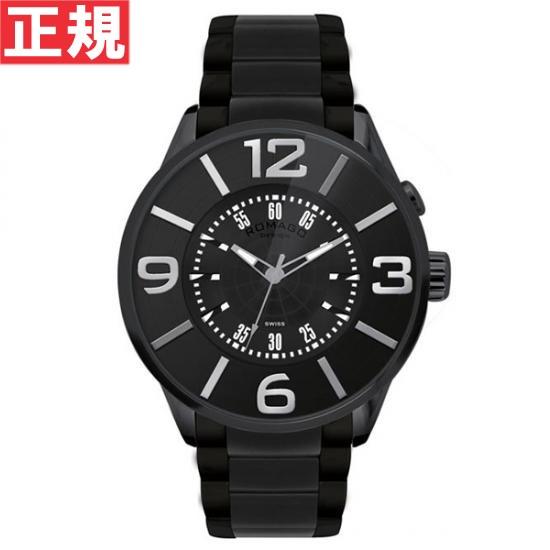 【お買い物マラソンは当店がお得♪本日20より!】ロマゴ デザイン ROMAGO DESIGN 腕時計 メンズ/レディース NUMERATION ヌメレーション RM007-0053SS-BK