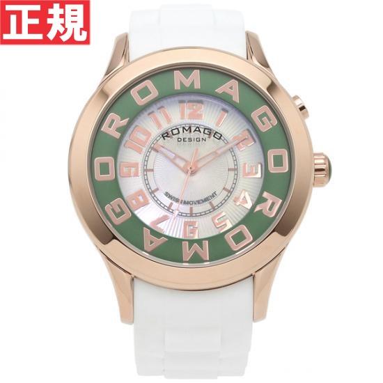 ロマゴ デザイン ROMAGO DESIGN 腕時計 メンズ/レディース ATTRACTION アトラクション 日本限定モデル RM015-0162PL-RGGR
