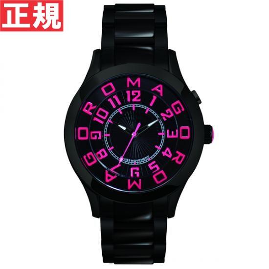 【お買い物マラソンは当店がお得♪本日20より!】ロマゴ デザイン ROMAGO DESIGN 腕時計 メンズ/レディース ATTRACTION アトラクション RM015-0162SS-LUPK