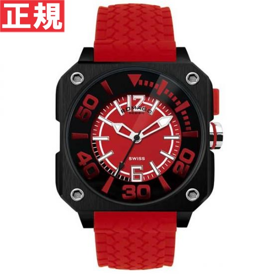 ロマゴ デザイン ROMAGO DESIGN 腕時計 メンズ/レディース COOL クール RM018-0073PL-RD