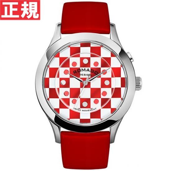 ロマゴ デザイン ROMAGO DESIGN 腕時計 メンズ/レディース FASHIONCODE ファッションコード RM052-0314ST-RDWH