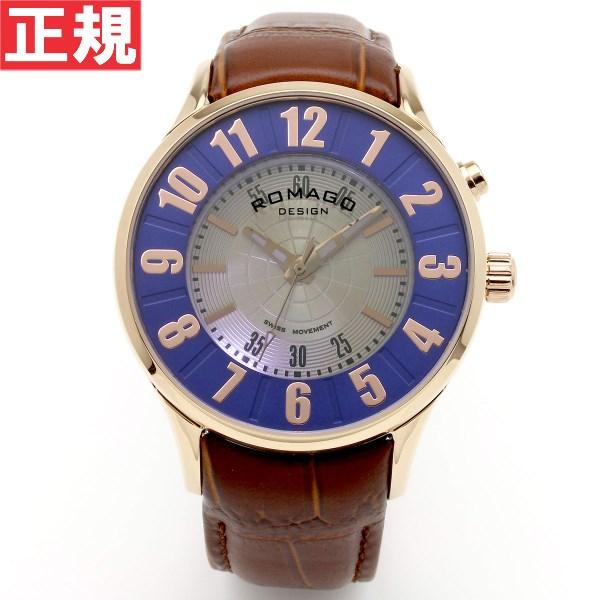 ロマゴ デザイン ROMAGO DESIGN 腕時計 メンズ/レディース NUMERATION ヌメレーション RM068-0053ST-RGBR