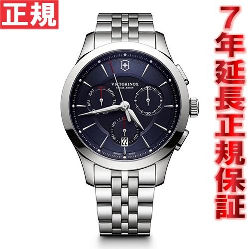 ビクトリノックス VICTORINOX 腕時計 メンズ アライアンス クロノグラフ ALLIANCE CHRONOGRAPH ヴィクトリノックス 241746