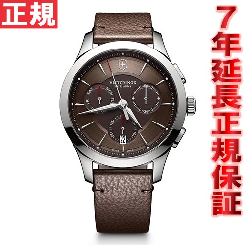ビクトリノックス VICTORINOX 腕時計 メンズ アライアンス クロノグラフ ALLIANCE CHRONOGRAPH ヴィクトリノックス 241749