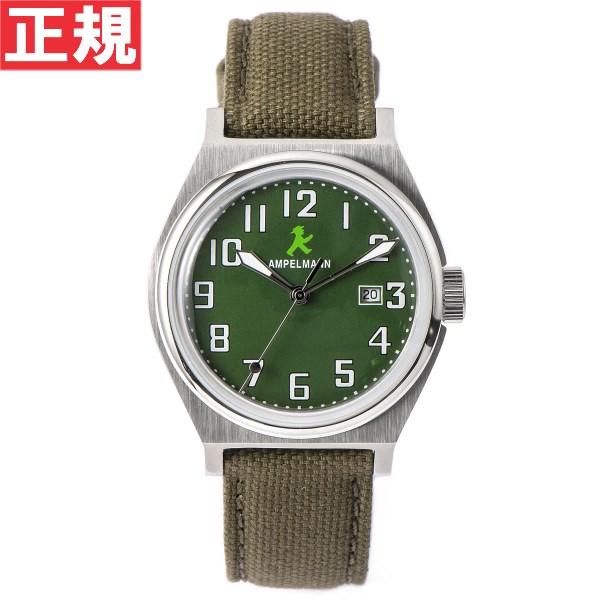 アンペルマン AMPELMANN 腕時計 メンズ ASC-4979-12