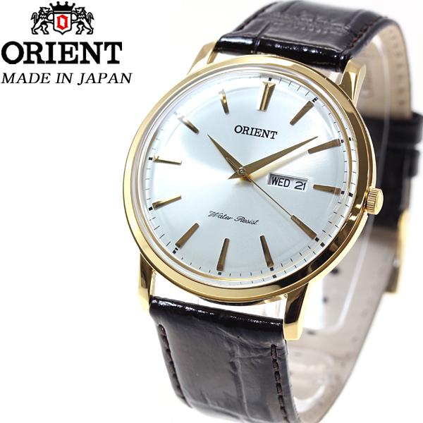 オリエント ORIENT 逆輸入モデル 海外モデル 腕時計 メンズ/レディース クラシックデザイン SUG1R001W6
