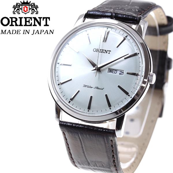オリエント ORIENT 逆輸入モデル 海外モデル 腕時計 メンズ/レディース クラシックデザイン SUG1R003W6