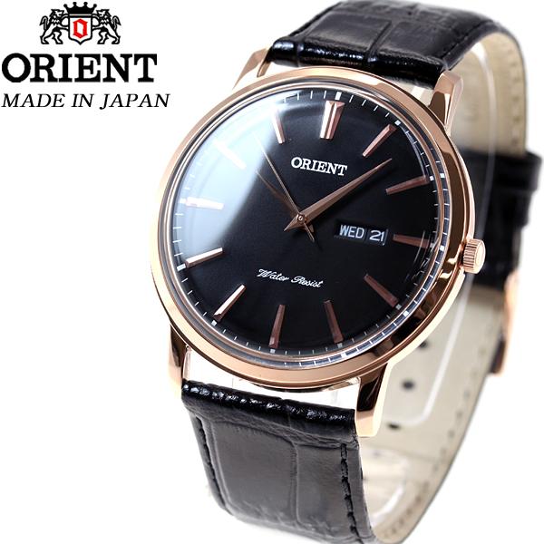 【SHOP OF THE YEAR 2018 受賞】オリエント ORIENT 逆輸入モデル 海外モデル 腕時計 メンズ/レディース クラシックデザイン SUG1R004B6