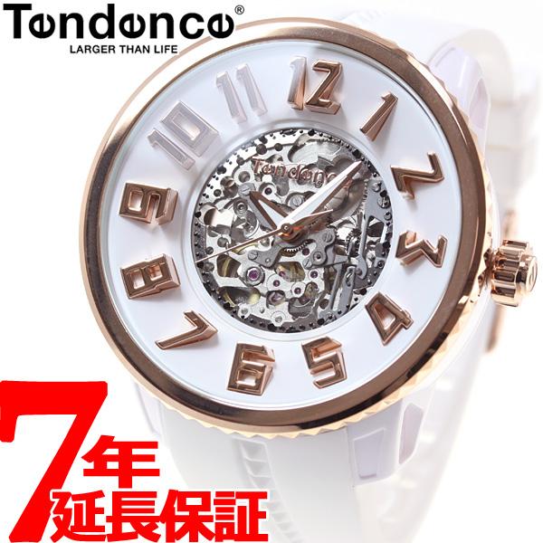 【SHOP OF THE YEAR 2018 受賞】テンデンス Tendence 腕時計 メンズ/レディース 自動巻き スポーツスケルトン SPORT Skeleton TG491004