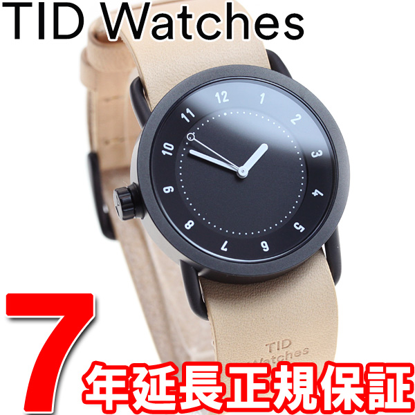 ティッドウォッチズ TID Watches 腕時計 メンズ/レディース ティッドウォッチ No.1 コレクション TID01-36BK/N