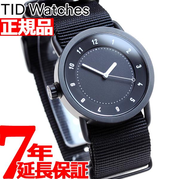 ティッドウォッチズ TID Watches 腕時計 メンズ/レディース ティッドウォッチ No.1 コレクション TID01-36BK/NBK