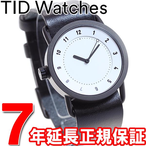 ティッドウォッチズ TID Watches 腕時計 メンズ/レディース ティッドウォッチ No.1 コレクション TID01-36WH/BK