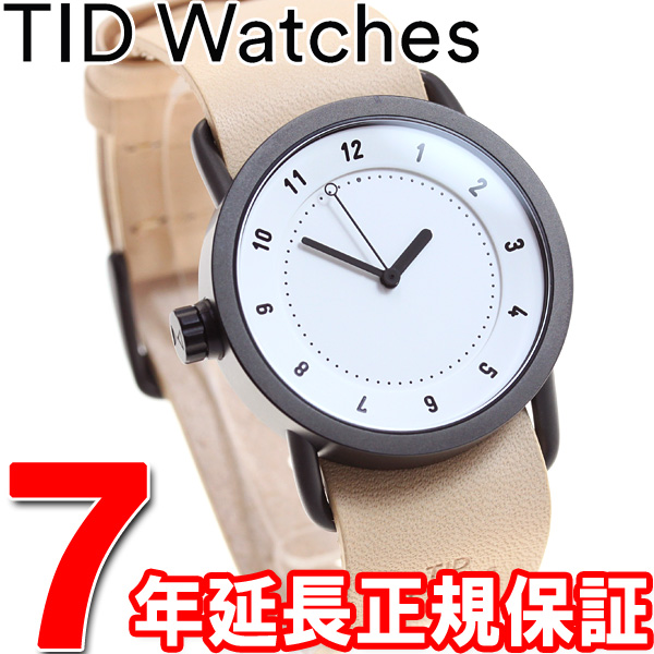 ティッドウォッチズ TID Watches 腕時計 メンズ/レディース ティッドウォッチ No.1 コレクション TID01-36WH/N