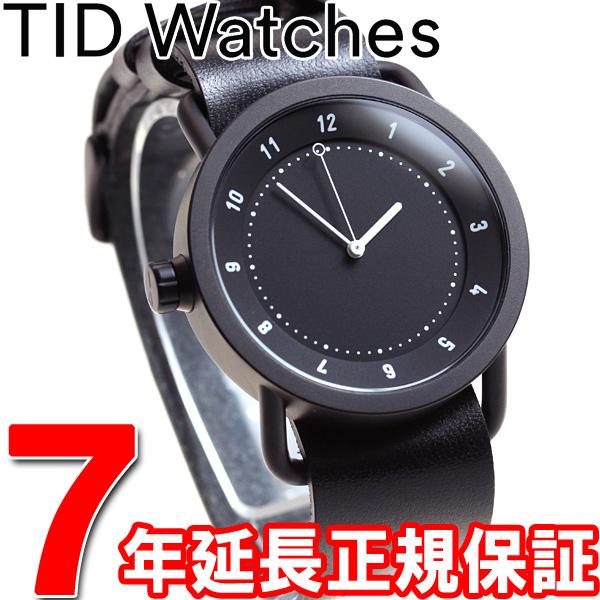 ティッド ウォッチズ TID Watches 腕時計 メンズ/レディース No.1 コレクション TID01-BK/BK