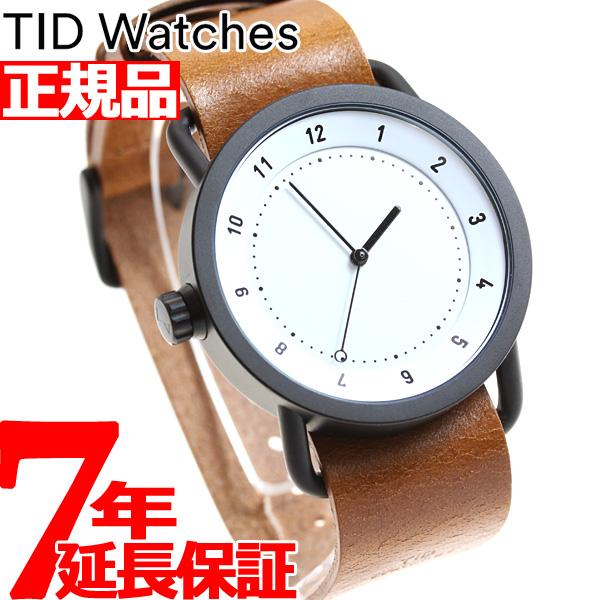 ティッド ウォッチズ TID Watches 腕時計 メンズ/レディース No.1 コレクション TID01-WH/T