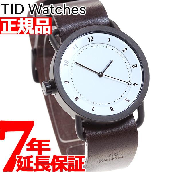 ティッド ウォッチズ TID Watches 腕時計 メンズ/レディース No.1 コレクション TID01-WH/W