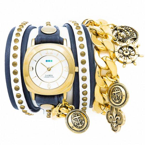 【お買い物マラソンは当店がお得♪本日20より!】ラメール コレクション LA MER COLLECTIONS 腕時計 CHARM チャーム LMCW2003