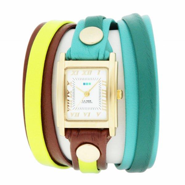 【お買い物マラソンは当店がお得♪本日20より!】ラメール コレクション LA MER COLLECTIONS 腕時計 LAYER レイヤー LMLWMIX1005