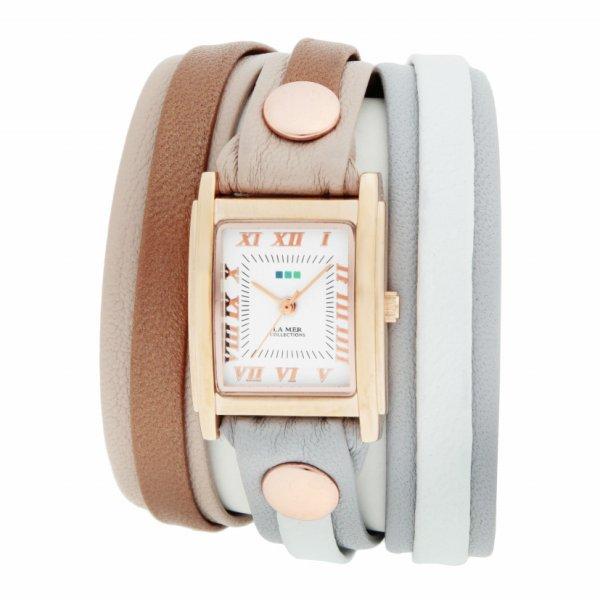 ラメール コレクション LA MER COLLECTIONS 腕時計 LAYER レイヤー LMLWMIX1008
