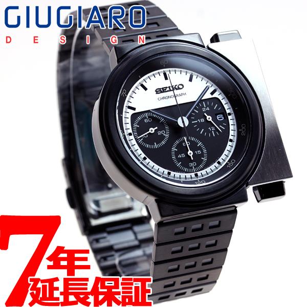 【お買い物マラソンは当店がお得♪本日20より!】セイコー スピリット スマート SEIKO SPIRIT SMART ジウジアーロ・デザイン GIUGIARO DESIGN 限定モデル 腕時計 メンズ クロノグラフ SCED041
