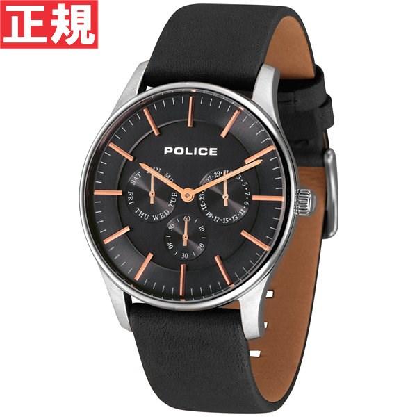 ポリス POLICE 腕時計 メンズ COURTESY コーテシー 14701JS-02