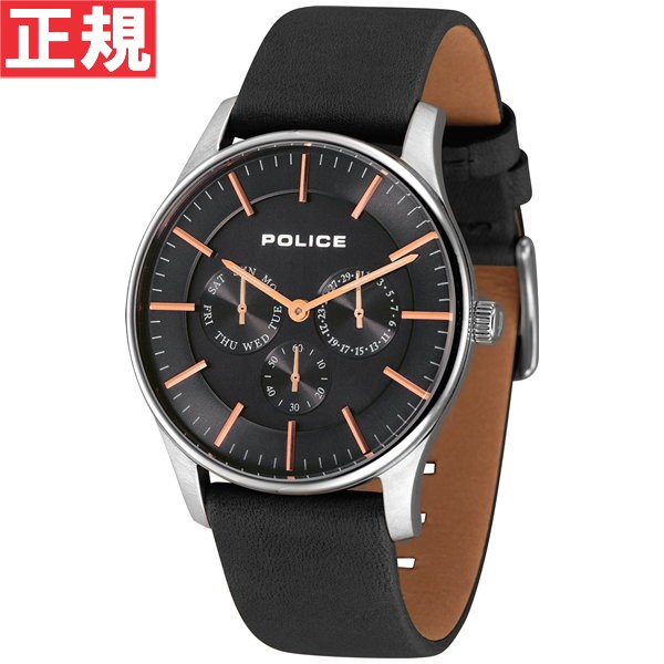 【SHOP OF THE YEAR 2018 受賞】ポリス POLICE 腕時計 メンズ COURTESY コーテシー 14701JS-02