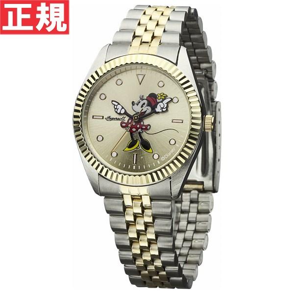 インガソール ディズニー INGERSOLL Disney 腕時計 レディース The Golden Years Collection ミニー ZR26509