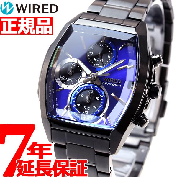 セイコー ワイアード SEIKO WIRED 腕時計 メンズ リフレクション REFLECTION クロノグラフ AGAV125