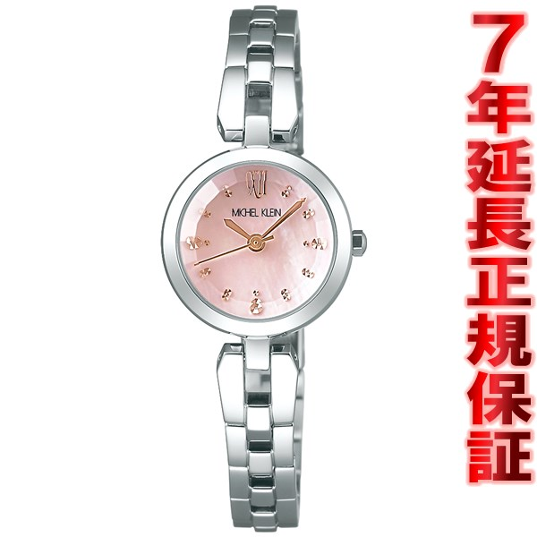 【SHOP OF THE YEAR 2018 受賞】ミッシェルクラン MICHEL KLEIN 腕時計 レディース AJCK086
