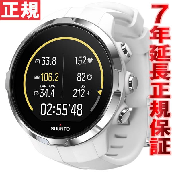 スント スパルタン スポーツ SUUNTO SPARTAN SPORT ホワイト 腕時計 GPS スマートウォッチ SS022651000