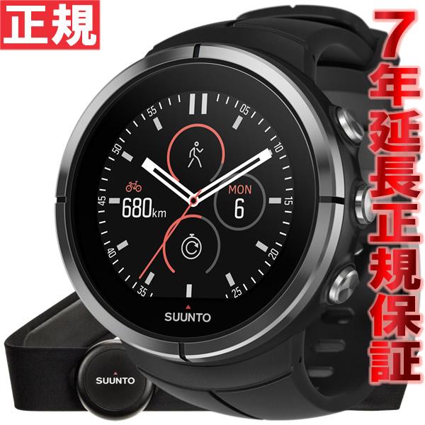 スント スパルタン ウルトラ SUUNTO SPARTAN ULTRA ブラック (HR) 腕時計 GPS スマートウォッチ SS022658000