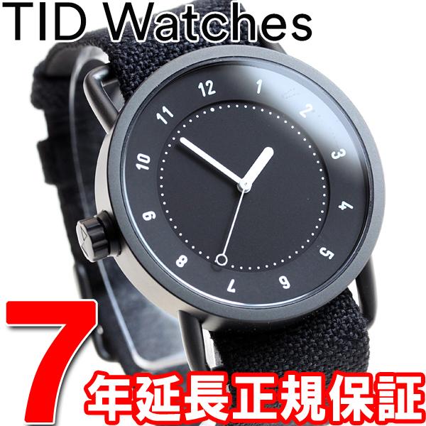 ティッドウォッチズ TID Watches 腕時計 メンズ/レディース ティッドウォッチ No.1 コレクション TID01-TW BLACK/COAL