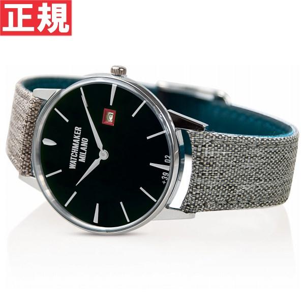 ウォッチメーカー ミラノ Watchmaker Milano 腕時計 メンズ アンブロジオ Ambrogio WM.00A.01