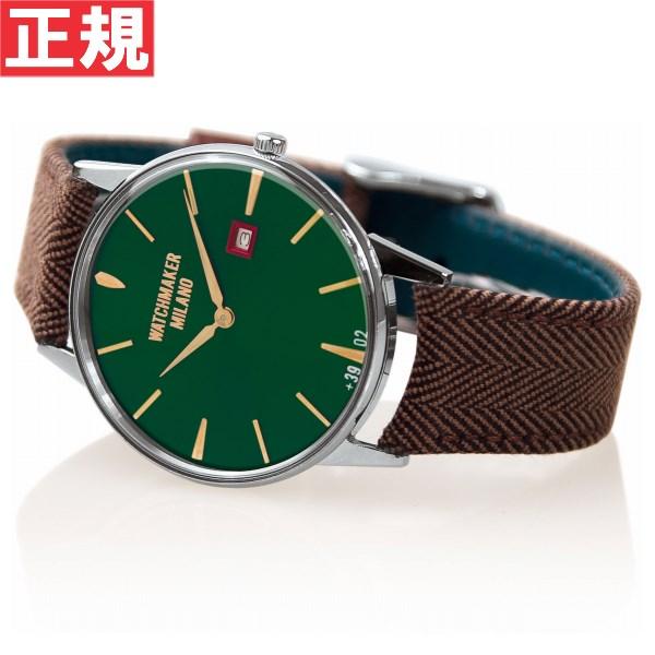 ウォッチメーカー ミラノ Watchmaker Milano 腕時計 メンズ アンブロジオ Ambrogio WM.00A.05