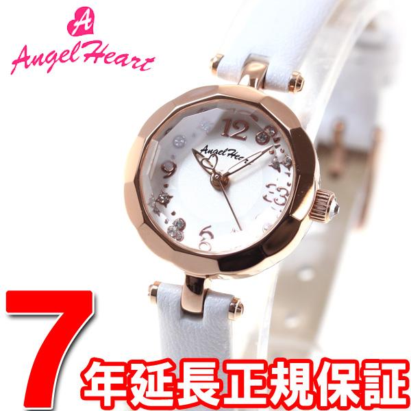 エンジェルハート Angel Heart 腕時計 レディース ブリリアントフラワー Brilliant Flower BF21P-WH