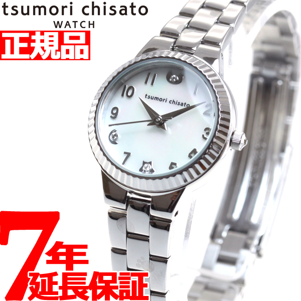 ツモリチサト tsumori chisato 腕時計 レディース ネコ 月 星 NTAZ003