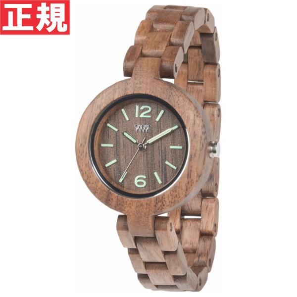 WEWOOD ウィーウッド 腕時計 レディース 木製 MIMOSA NUT 9818089