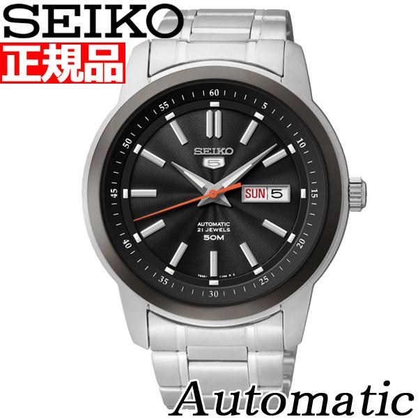 セイコー5 SEIKO5 セイコーファイブ 腕時計 メンズ セイコー 逆輸入 自動巻き メカニカル SNKM89K1(SNKM89KC)
