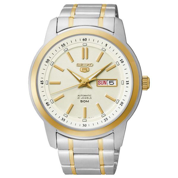 セイコー5 SEIKO5 セイコーファイブ 腕時計 メンズ セイコー 逆輸入 自動巻き メカニカル SNKM92K1(SNKM92KC)
