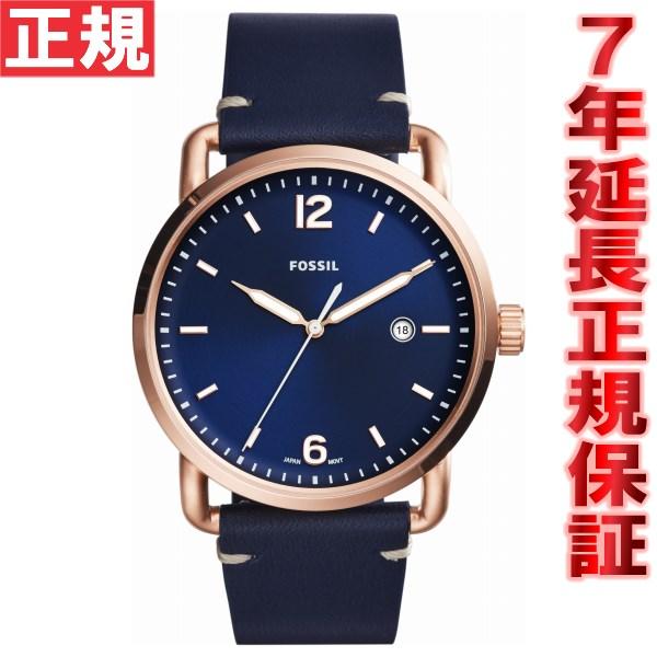 【お買い物マラソンは当店がお得♪本日20より!】フォッシル FOSSIL 腕時計 メンズ コミューター THE COMMUTER 3H DATE FS5274