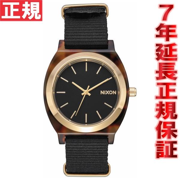 ニクソン NIXON タイムテラー アセテート TIME TELLER ACETATE 腕時計 メンズ ターコイズ/ブラック NA327647-00