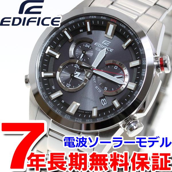 カシオ エディフィス CASIO EDIFICE 電波 ソーラー 電波時計 腕時計 メンズ アナログ タフソーラー クロノグラフ EQW-T640D-1AJF【正規品】