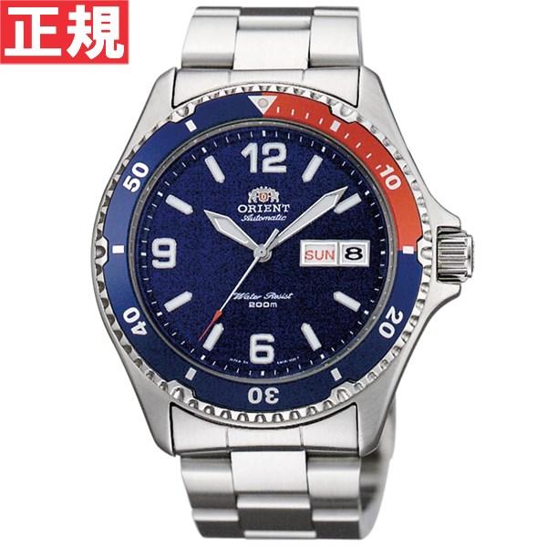 【SHOP OF THE YEAR 2018 受賞】オリエント ORIENT 逆輸入モデル 海外モデル 腕時計 メンズ 自動巻き マコ Mako SAA02009D3